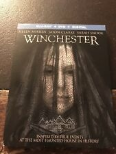 BluRay/DVD - Winchester (2018, **NO Digital Copy**) w/ Slipcover