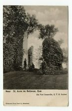 Old Fort Senneville STE. ANNE DE BELLEVUE Quebec 1908 Illustrated Post Card Co.