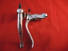 NEW OLD STOCK 1980`s WEINMANN DRILLED QUICK RELEASE BRAKE LEVERS - POLISHED