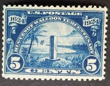 U.S. #616 Huegenot-Walloon Issue. Mint Never Hinged