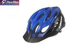 Limar Scrambler Gloss Blue Bicycle Helmet size M