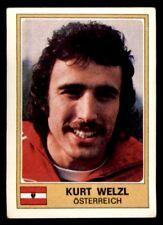 Panini Euro Football 77 - Kurt Welzl Österreich No. 216
