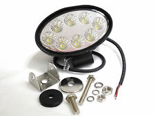 """5.5"""" 24W Cree LED Work Driving Lights Off Road SUV Jeep Truck 4x4 Side by Side"""