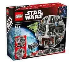 Lego Star Wars Death Star SET 10188 NEW hard to find RETIRED Complete set SEALED
