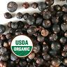 Juniper Berries (dried) ORGANIC - FREE SHIP - 1 oz to 1 lb (Juniperus communis)