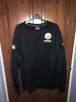 Nike Pittsburgh Steelers Training Top Size XL