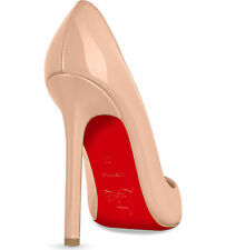 "Christian Louboutin Women's Stiletto Very High Heel (greater than 4.5"") Shoes"