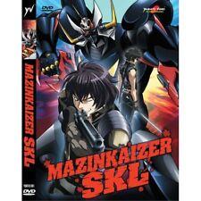 YAMATO VIDEO MAZINKAISE SKL COLLECTOR BOX SERIE COMPLETA DVD