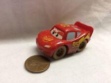 Disney Cars Retired Mini Adventures Lightning McQueen Muddy Mud Dirty Tires