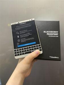 BlackBerry Passport Silver Edition SQW100-4 - 32GB Unlocked Smartphone