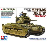 "Tamiya 35355 Infantry Tank Matilda Mk.III/IV ""Red Army"" 1/35"