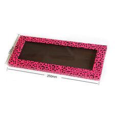 Empty Magnetic Eyeshadow Palette Pink Leopard Eye Shadow Makeup Pallet Cosmetics
