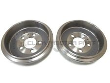 AUDI A2 1.2 1.4 2000 TO 2005 REAR 2 BRAKE DRUMS SET