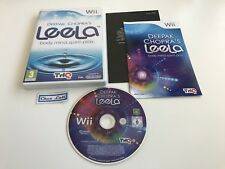 Deepak Chopra's Leela - Nintendo Wii - PAL FR - Avec Notice
