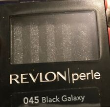 Revlon Luxurious Color Perle Eye Shadow Single 045 Black Galaxy NEW Discont.