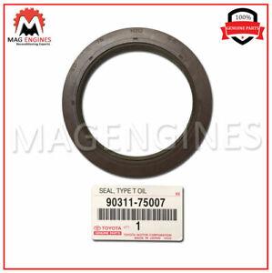 90311-75007 GENUINE OEM ENGINE REAR OIL SEAL 9031175007