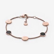 Skagen Ellen Rose Gold-Tone Bracelet - SKJ1070791