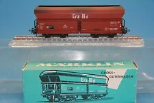 M&B Marklin Ho 4624 Hopper car Db Erz Iiid
