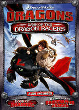 Dragons: Dawn of the Dragon Racers (DVD, 2015) NEW