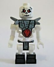 Lego CHOPOV With ARMOR Ninjago Skeleton Minifigure 2114