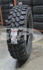 1 New Nankang Mudstar Radial MT MUD Tire 2557517,255/75/17,25575R17