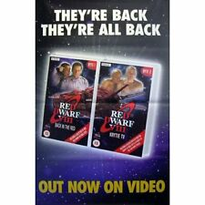 RED DWARF VIII RIESEN FILMPOSTER GIANT POSTER BACK IN THE RED - ca. 150x100cm