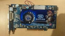 Tarjeta gráfica Sapphire Radeon HD 2600 XT, AGP, 256mb, VGA, DVI