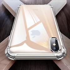 Antichoc Silicone TPU renforcé Coque iPhone XR XS Max SE 8 7 6 Plus 12 Pro 11 SE