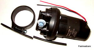 FUEL PUMP ELECTRIC SUCTION HUCO 133010 ENGINE BAY FITMENT