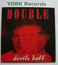 "DOUBLE - Devils Ball - Excellent Condition 7"" Single Polydor POSP 888"