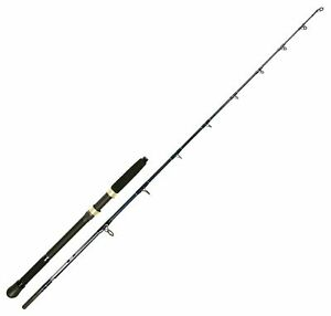 Excellent Penn Waveblaster Evo Boat Rod 8ft  8/12lb Dark Blue 2 equal section