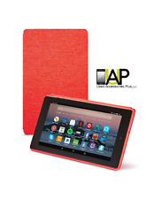 Amazon Fire 7 Cover Fits 7th Generations red.FREE SHIPPING