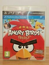Angry Birds: Trilogy (Sony Playstation 3, PS3, 2012)