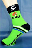 NEW CYCLING SOCKS TEAM CANNONDALE GREEN
