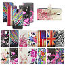PU Leather Card Slots Wallet Stand Phone Cover Case For HTC One E9 PLUS E9 +