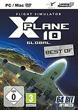 X-Plane 10 - Global 64Bit Version von NBG EDV Handels & ... | Game | Zustand gut