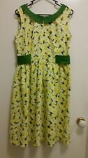 NWOT Daisy cotton sundress, size 12-14