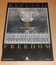 Freedom Refused Poster Original Promo 19x13
