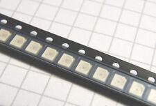 100x LED  LT-T673  SMD TOPLED true green PLCC2, Osram