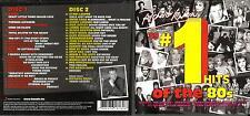 Richard Wilkins 39 #1 Hits of the '80s 2cd-Queen,Vapors,Split Enz,Europe,Bangles