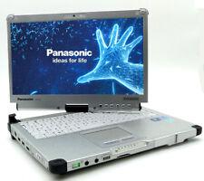 Panasonic Toughbook CF-C2 MK1 500gb Tablett HDMI  WEB WINDOWS 10 OBD IPS