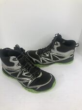 Merrell Men's high tops shoes Hiking black silver Size 14 Unifly sport sneakers