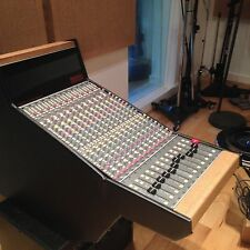 Calrec S2 Sidecar Console 12 channels preamp and EQ w/ Neve SSL sound