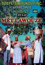 Met Lawouze Haitian Theater Teyat DVD