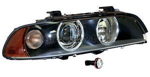 New! BMW HALOGEN HEADLAMP RIGHT OEM HELLA 63126902518