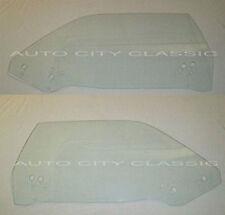 Door Glasses 1970 - 1974 Dodge Challenger Plymouth Cuda Hardtop Left Right