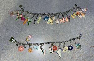 RARE Vintage Gymboree Charm Bracelet Collect A Charm Collect-A-Charm Lot HTF
