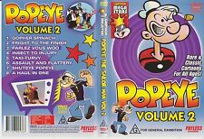 DVD * POPEYE Vol.2 * 2003 Payless Entertainment - 8 seperate animated stories