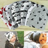 Fashion Toddler Kids Girl&Boy Baby Infant Winter Warm Cute Cotton Hat Beanie Cap