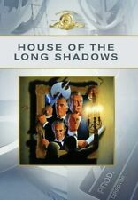 House of The Long Shadows 0883904219392 With Vincent DVD Region 1
